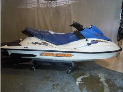 Picture of 2008 Sea Doo - Bomba GTi 951