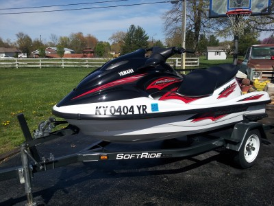 Picture of 2003 Yamaha FX Cruiser HO 1200