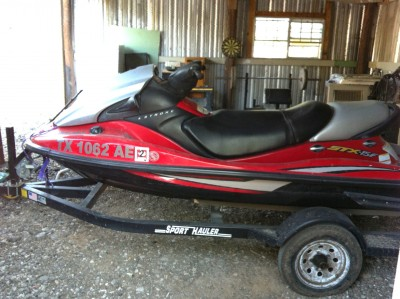 2006 kawasaki stx 15f 1498 cc pwc for sale coleman texas 76834. Black Bedroom Furniture Sets. Home Design Ideas