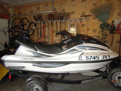 Picture of 2001 Yamaha XL800 WaveRunner GP 800