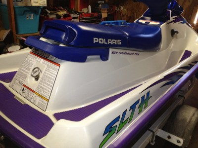 Picture of 1998 Polaris SLH 700