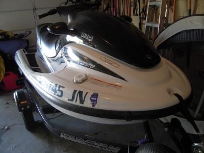 2001 Yamaha XL800 WaveRunner GP 800 cc PWC for sale, Roscoe