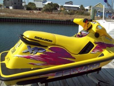1996 Seadoo Xp >> 1996 Sea Doo Bomba Xp 782 Cc Pwc For Sale Pensacola Florida 32507